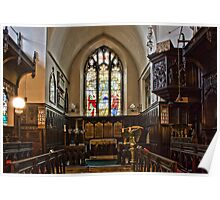 St Andrews Church Gatton  Poster