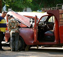 Havana Auto Shop by Timothy State