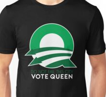 Vote Queen Unisex T-Shirt