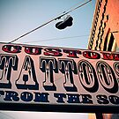 Custom Tattoos from the Soul by Trish Mistric