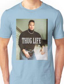 Throwback - Dwayne Johnson Unisex T-Shirt