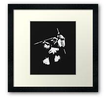 Zulu Warrior Framed Print