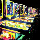 Pinball Arcade by benjamphotos