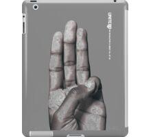 revolution code mocking jay part2 the hunger games iPad Case/Skin