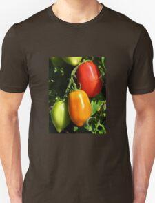 Traffic Light Tomatoes Unisex T-Shirt