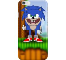 Spongehog iPhone Case/Skin