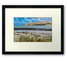 Opononi landscape Framed Print