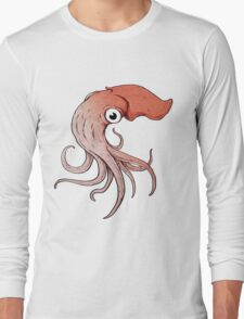Squidly Long Sleeve T-Shirt