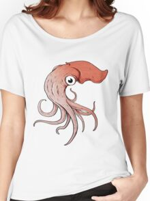 Squidly Women's Relaxed Fit T-Shirt