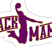 Black Mamba Sticker