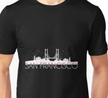 Stars of San Francisco Unisex T-Shirt