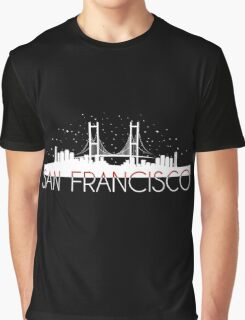Stars of San Francisco Graphic T-Shirt
