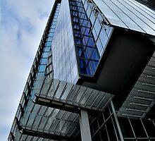 A Blue Shard by Luke Griffiths