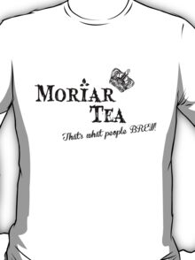 Moriar Tea 3 T-Shirt