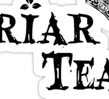 Moriar Tea 3 Sticker