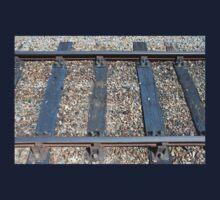 Rail Tracks Kids Tee