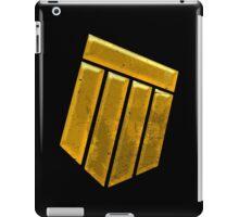 Judges shield iPad Case/Skin