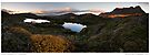 Cradle Plateau Dawning by Robert Mullner