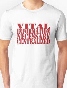 Vital INCent Unisex T-Shirt