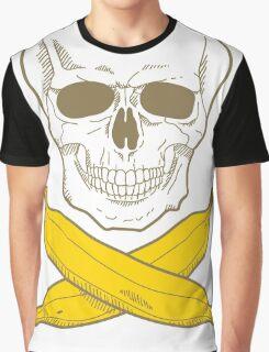 Banana Pirate Graphic T-Shirt