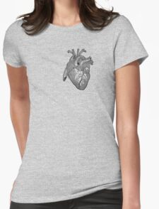 Heart: Antique anatomy view T-Shirt