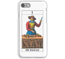 The Magician Tarot iPhone Case/Skin