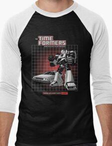 Gigawatt the Time Former Men's Baseball ¾ T-Shirt