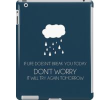 Tough Life iPad Case/Skin