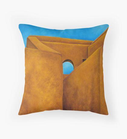 Medina Wall Throw Pillow