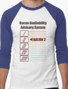 BACON 2 Men's Baseball ¾ T-Shirt