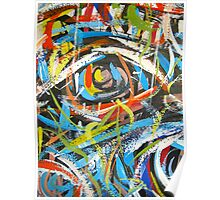carousel eyes#10 Poster