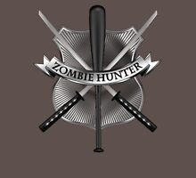 Zombie hunter shield Unisex T-Shirt