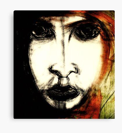 empty.... emotional setback Canvas Print