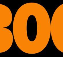 BOO - Version 2 Sticker