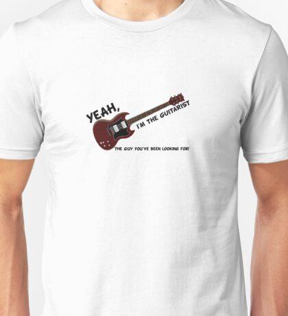 Im the Guitarist Unisex T-Shirt