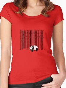 Pancode Women's Fitted Scoop T-Shirt