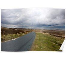 Arkengarthdale Moors Poster