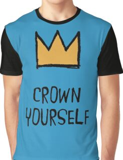 Crown Yourself Graphic T-Shirt
