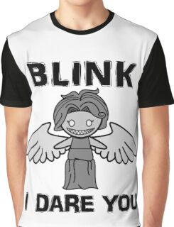 BLINK, I DARE YOU Graphic T-Shirt