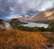 Loch Affric by CliffGreen