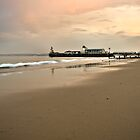 Bournemouth Sunset by KaapstadMeisie