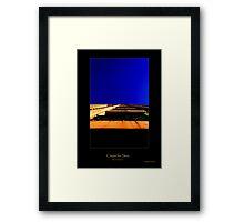 Citadel Inn - Manila Framed Print