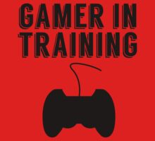 Gamer In Training Kids Clothes