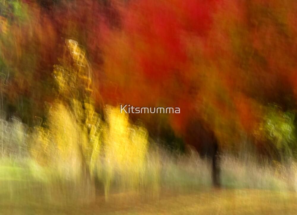 My Autumn View by Kitsmumma
