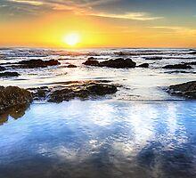 Sunrise & Solitude by Luke Griffin