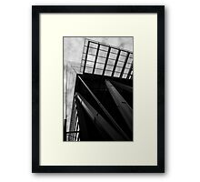 The Leadenhall Building Framed Print