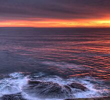 The Awakening - Northern Beaches Sydney - The HDR Experience by Philip Johnson