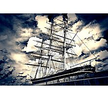 The Cutty Sark Photographic Print