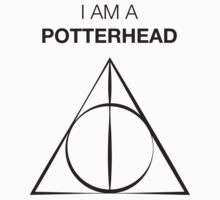 I am a Potterhead by EF Fandom Design