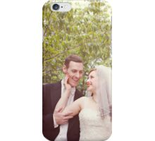 Currence Wedding iPhone Case/Skin
